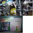 Transfer application machine AT-3 ME (automat. unreeling, full eletronic version) - detail photo 348