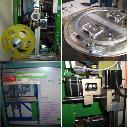 Transfer application machine AT-3 EOS (automat. unreeling, with carousel - high speed) - detail photo 419