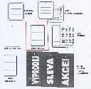 Paper tag type 5080 rounded /1000 piece (2 types) - detail photo 569