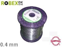 Cutting wire 0.4K for styrophore cutting - universal 0.4 mm - main photo 864