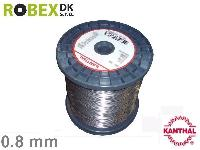 Cutting wire 0.8K for styrophore cutting - universal 0.8 mm - main photo 843