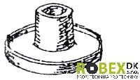 Spare part for saw PRS4, RS1100 - main photo 627