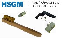 Spare parts for hot knifes and heat cutters HSGM - main photo 1037