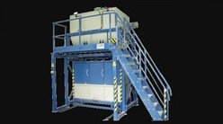 Recycling machines for PUR, PE